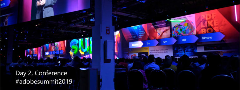 Adobe Summit, Day 2 Keynote