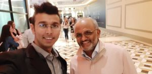 Meeting Shantanu Narayen, Adobe CEO