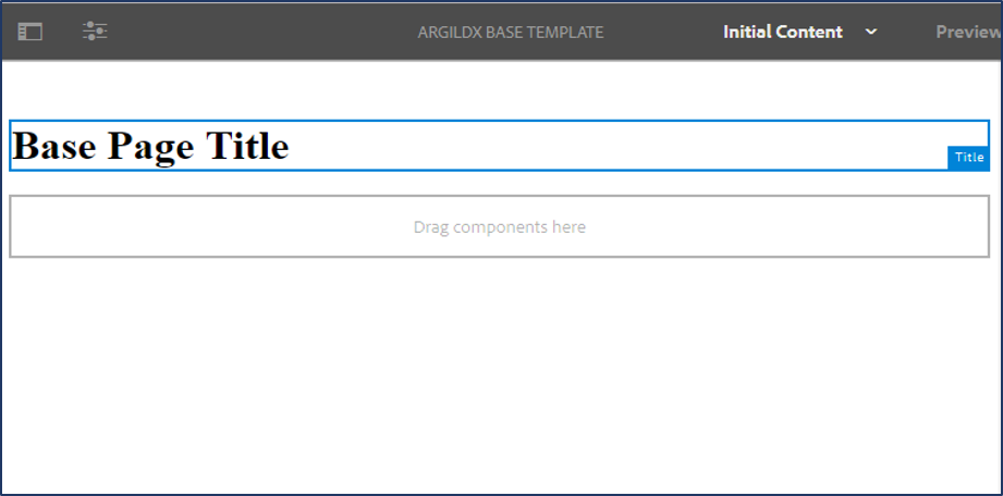 adding title component as base page title