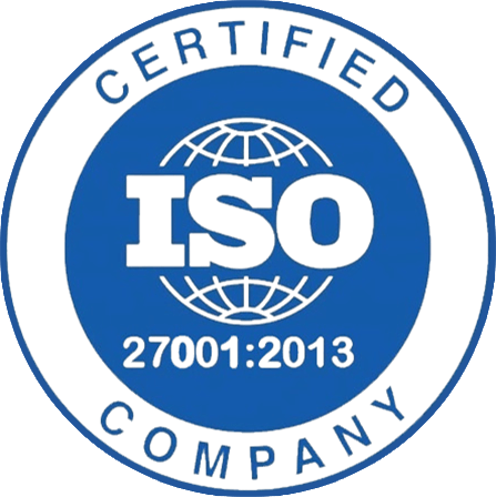 Argil DX is an ISO 27001:2013 Certified company